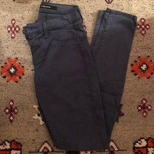 J Brand Super Skinny Jeans Sz 24